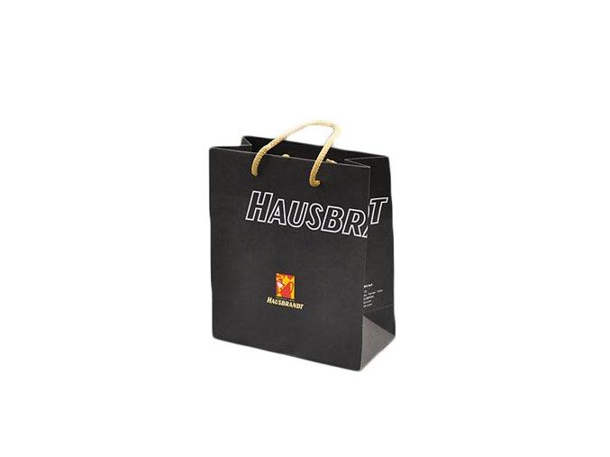 Hausbrandt papírová taška střední